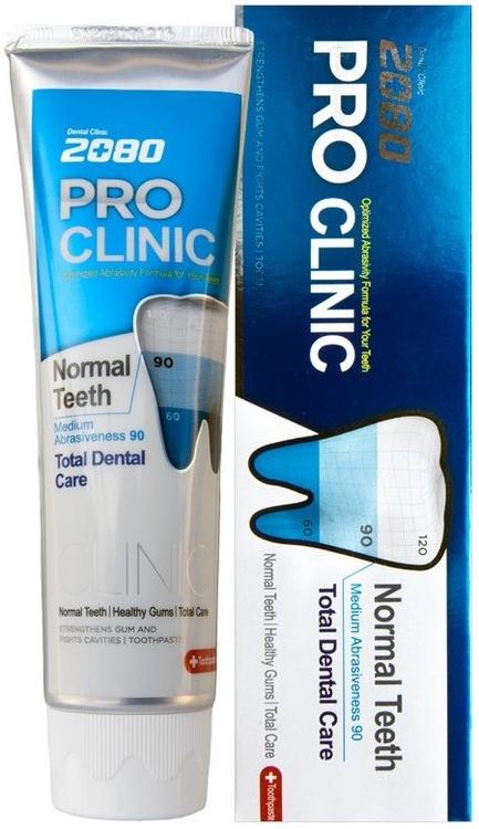 Kerasys Dental 2080 Pro Clinic зубная паста (125 мл)