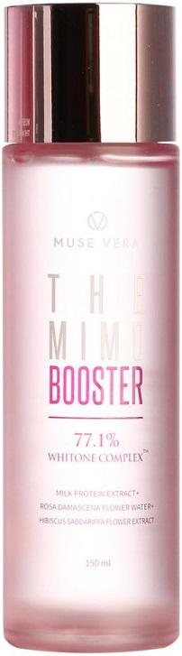 Deoproce Muse Vera the Mimo Booster 77.1% Whiteone Complex бустер для для лица с экстрактом дамасской розы (150 мл)