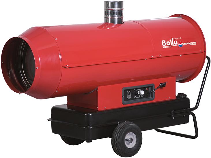 Ballu Biemmedue Arcotherm EC 55 теплогенератор мобильный дизельный