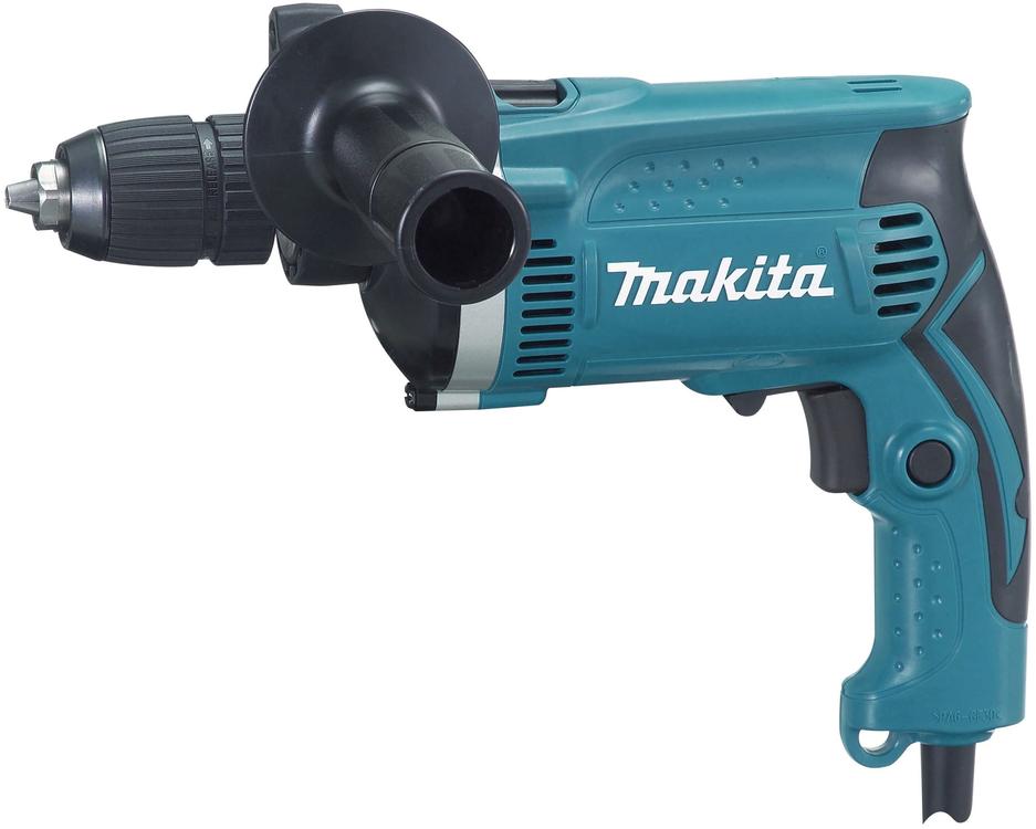 Макита HP1630K дрель ударная 710 Вт
