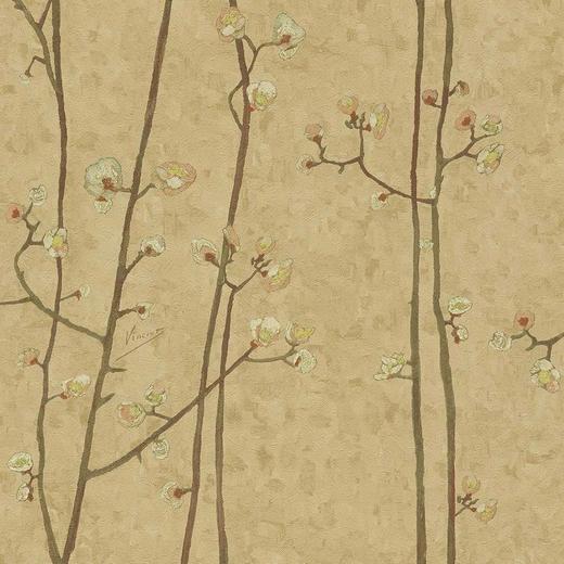 BN International Van Gogh 2 220026 обои виниловые на флизелиновой основе