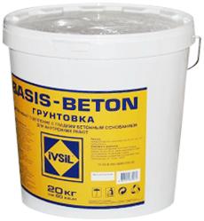 Ивсил Basis-Beton грунтовка для бетона и гладких онснований (20 л)