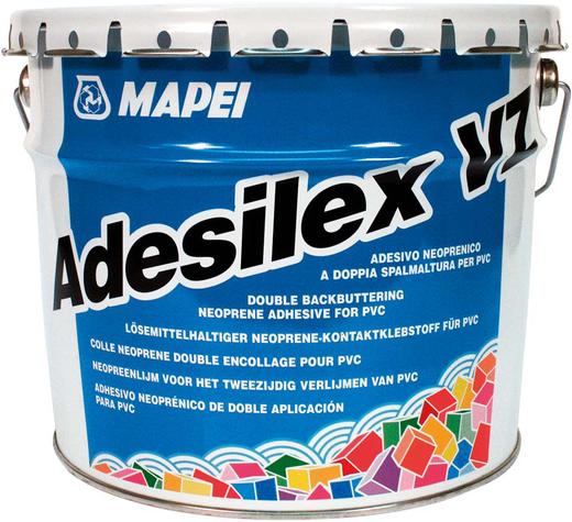 Mapei Adesilex VZ полихлорпропеновый контактный клей (10 кг)