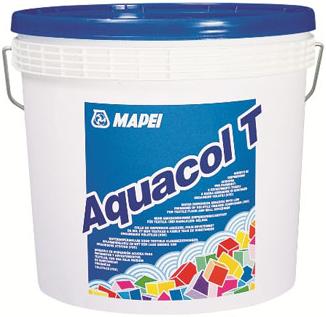 Mapei Aquacol T вододисперсионный клей для натурального линолеума (25 кг)