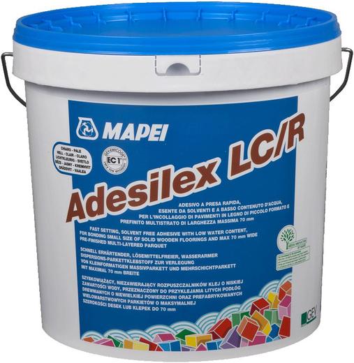 Mapei Adesilex LC/R клей для монтажа деревянных покрытий (15 кг)