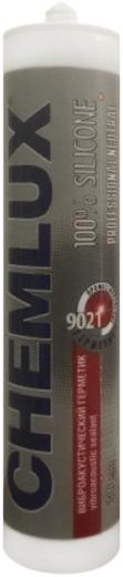 Chemlux 9021 Виброакустический профессиональный герметик силиконовый (300 мл) белый