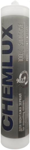 Chemlux 9022 для Монтажа Зеркал профессиональный герметик силиконовый (300 мл) белый