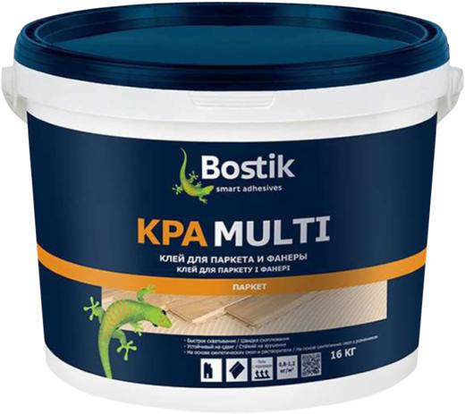 Bostik Tarbicol KPA Multi клей для паркета и фанеры на спиртовой основе (16 кг)