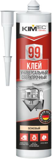 Kim Tec 99 клей универсальный сверхпрочный (280 мл)