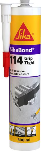 Sika Sikabond-114 Grip Tight сверхпрочный монтажный клей (290 мл)