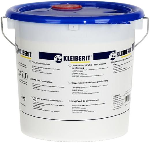 Клейберит Tempo 347.0 специальная дисперсия для постформинга (10 кг)