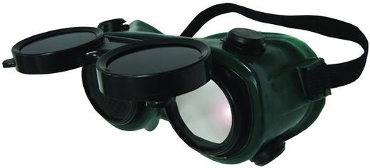 Очки затемненные закрытые Бибер 96231 (закрытый тип)