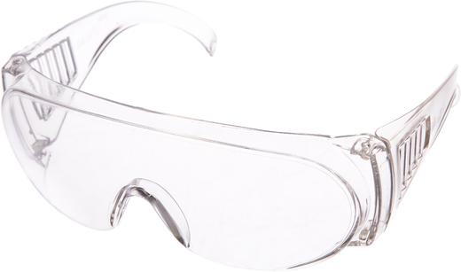 Очки защитные окрытые Бибер 96233 Профи (открытый тип)
