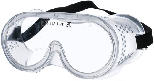 Очки защитные открытые Исток ОЧК-005 (закрытый тип)