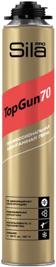 Sila Pro Top Gun 70 профессиональная монтажная пена (875 мл) пистолетная зимняя