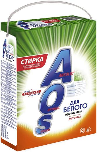 АОС для Белого стиральный порошок (3 кг)