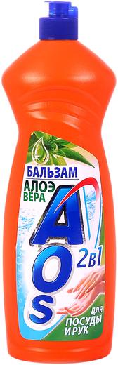АОС Бальзам Алоэ Вера средство для мытья посуды (500 мл)