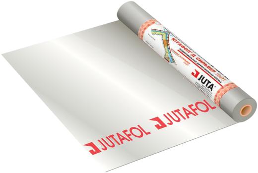 Juta Ютафол Лайт Д Сильвер подкровельная диффузионная пленка гидроизоляционная (1.5*50 м)