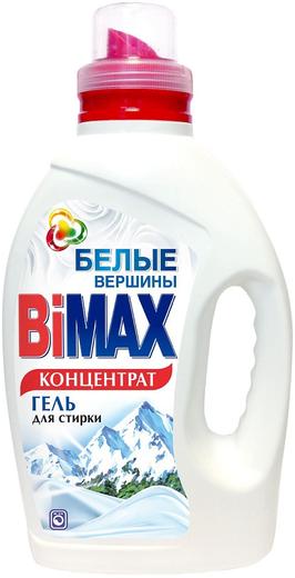 Bimax Белые Вершины гель-концентрат для стирки белья (1.5 л)