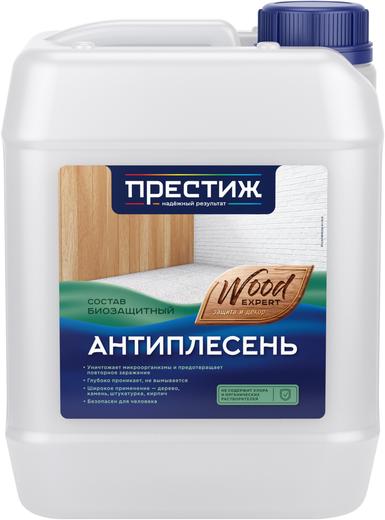 Престиж Wood Expert антиплесень состав биозащитный (10 л) бесцветный
