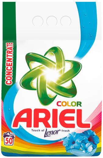 Ariel Color Touch of Lenor Fresh стиральный порошок (6 кг)