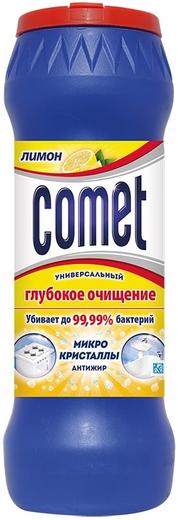 Комет Лимон универсальный чистящий порошок (475 г)