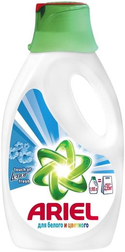 Ariel Touch of Lenor Fresh гель для стирки (1.3 л)