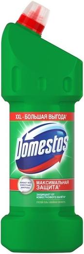 Доместос Хвойная Свежесть густой чистящий гель для унитаза (1 л)