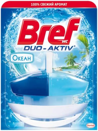 Бреф Duo-Aktiv Океан подвесной туалетный блок (50 мл)