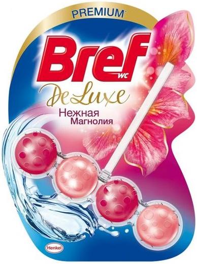 Бреф Premium Бреф Deluxe Нежная Магнолия туалетный блок (50 г)