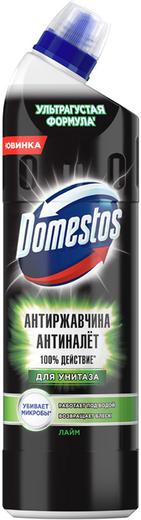 Доместос Антиржавчина Антиналет гель для унитаза (750 мл)
