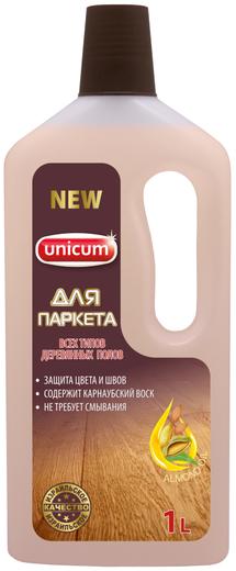 Unicum средство для мытья паркета (1 л)