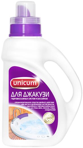 Unicum средство для джакузи, гидромассажных систем и бассейнов (1 л)