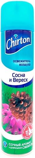 Чиртон Сосна и Вереск освежитель воздуха аэрозоль (300 мл)
