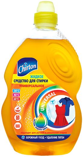 Чиртон Universal жидкое средство для стирки универсальное (1 л)