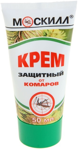 Москилл крем защитный от комаров (100 мл)