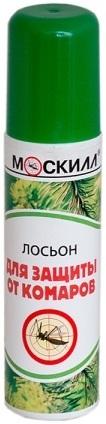 Москилл лосьон для защиты от комаров (100 мл)