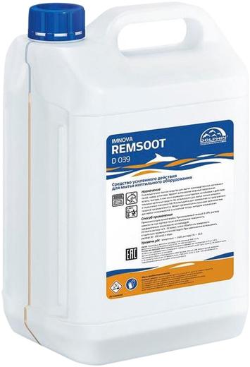 Dolphin Imnova Remsoot D 039 cредство для мытья коптильного оборудования (5 л)