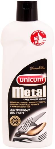 Unicum Metal средство для чистки металлов (380 мл)