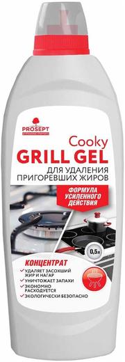 Просепт Cooky Grill Gel концентрат гелеобразный для чистки гриля и духовых шкафов (500 мл)