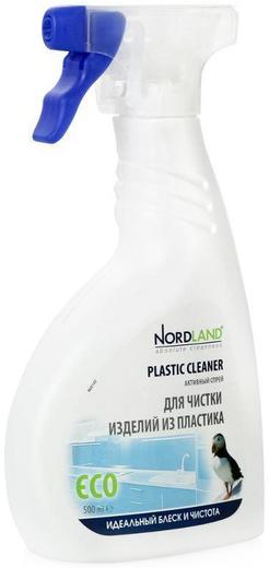 Nordland активный спрей для чистки изделий из пластика (500 мл)