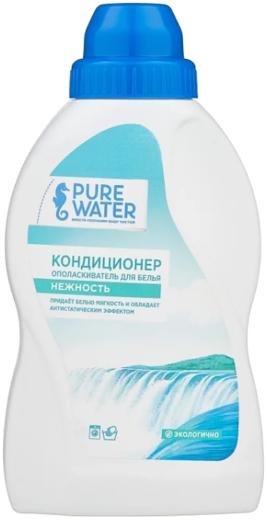 Pure Water Нежность кондиционер-ополаскиватель для белья (480 мл)