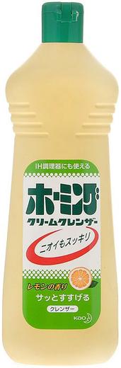 Kao Humming Лимон крем очиститель от подгаров и жиров (400 г)