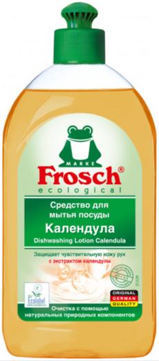 Frosch Календула средство для мытья посуды (500 мл)