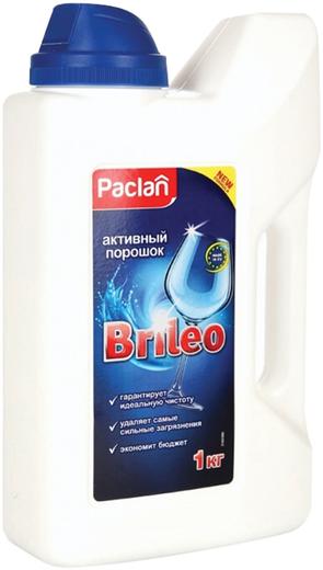 Paclan Brileo порошок активный для посудомоченых машин (1 кг)