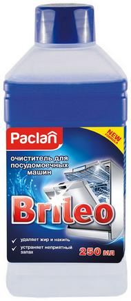 Paclan Brileo очиститель для посудомоечных машин (250 мл)