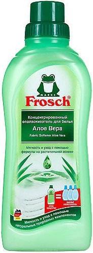 Frosch Алоэ Вера ополаскиватель для белья концентрированный (750 мл)