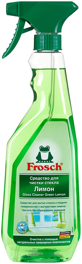 Frosch Лимон средство для чистки стекла (750 мл)