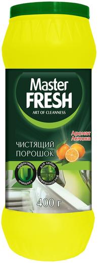 Master Fresh Аромат Лимона чистящий порошок (400 г)