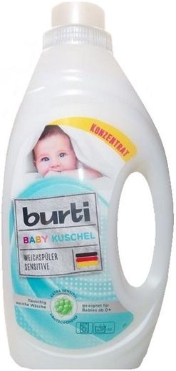 Burti Baby Kushel ополаскиватель для детского белья концентрат (1.45 л)